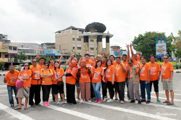 Company Outing Belitung PT. Kinas Global Indonusa (Anniversaries)
